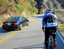 Bike vs. Car