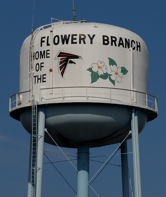 Flowery Branch Water